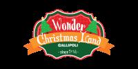 WONDER CHRISTMAS LAND Logo